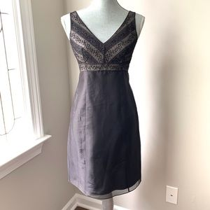 Ann Taylor Petites Black Cocktail Dress